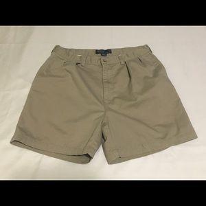 Men's Polo Ralph Lauren Andrew Shorts Tan Size 35